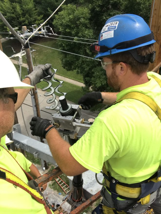Electric - High Voltage Work old 20